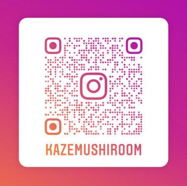 InstagramのQRコード